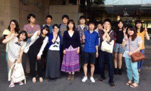 安野ゼミ2014